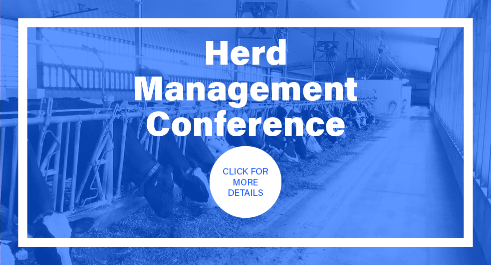 DHI Herd Management Conference
