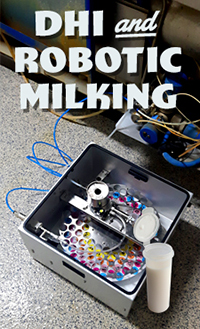 DHI and Robotic Milking